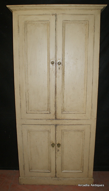4 Door Narrow Cupboard