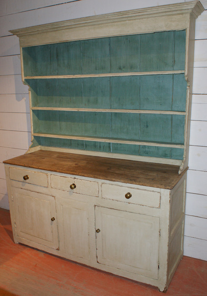 Painted North Welsh Dresser