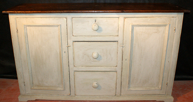 19th C Cumbrian Dresser Base