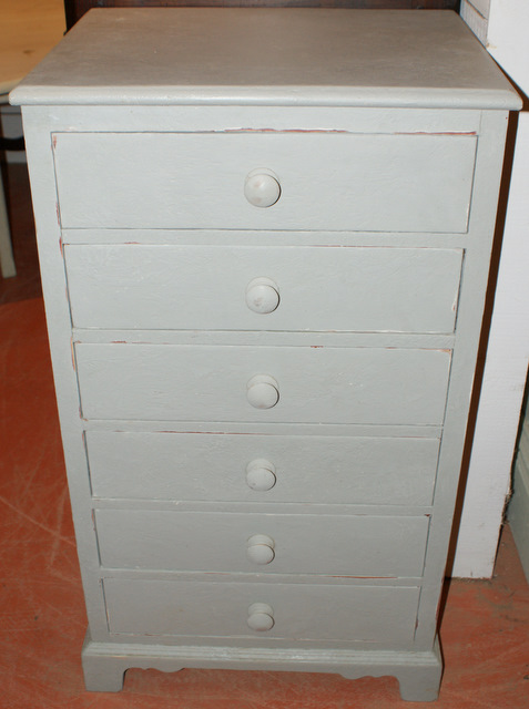 Small 6 Drawer Chest Of Drawers