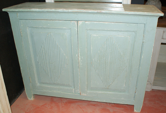 Swedish Style Painted Buffet