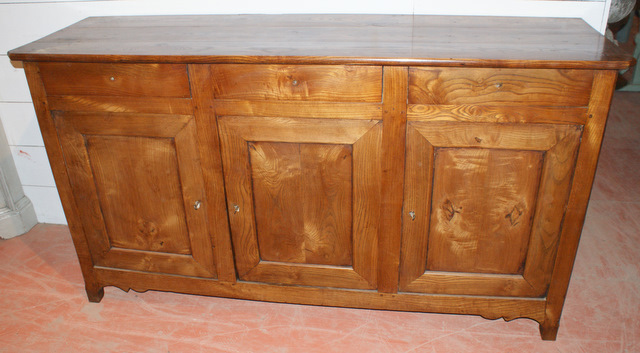 French Ash Enfilade