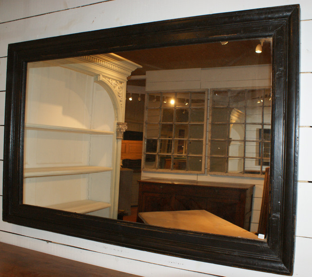 Custom Built Painted Mirror