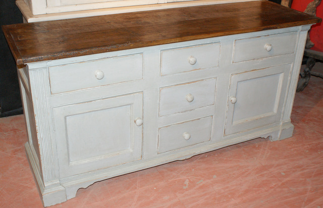 Custom Built Dresser Base.