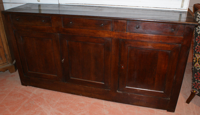 French Cherry Enfilade.