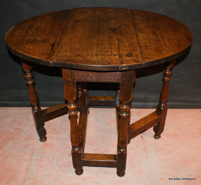 Small Gateleg Table Antique Lamp Tables Antique Tables