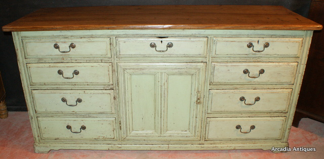 Country Dresser Base