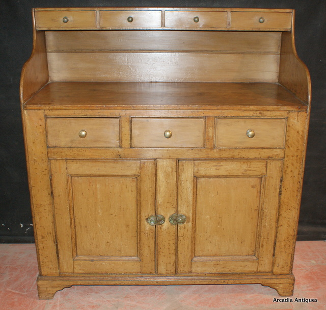 Scottish Pine Dresser