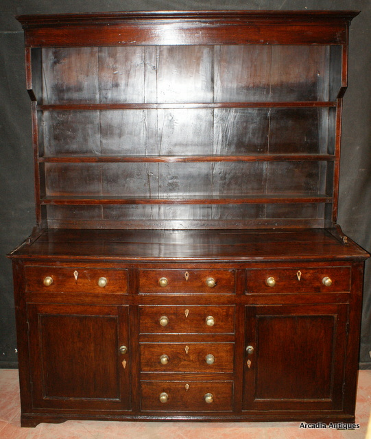 Welsh Oak Dresser