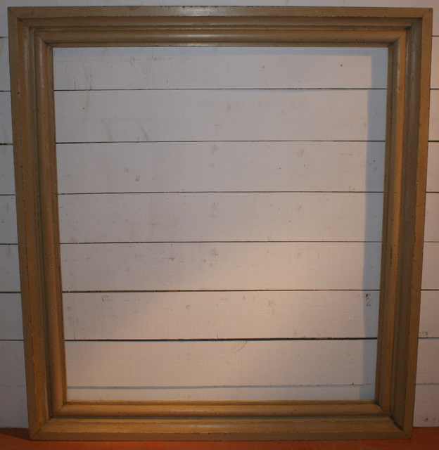 Large Window Frame/Mirror