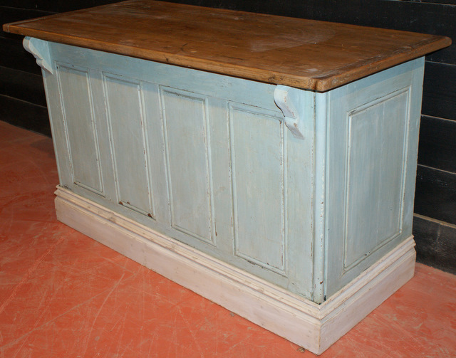 French Painted Island Unit