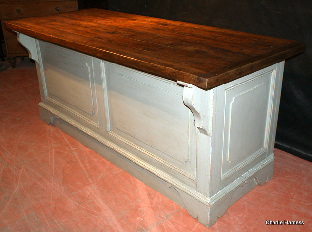 Painted Counter/Island Unit