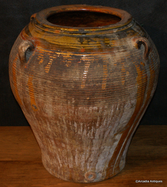 Large French Olive Pot