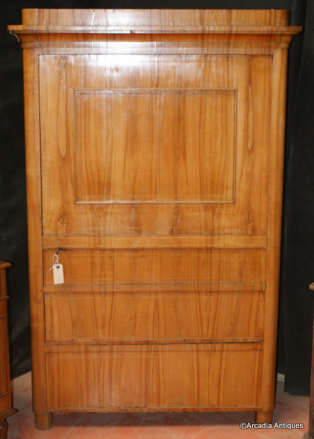 Beidermeir Style Faux Cupboard