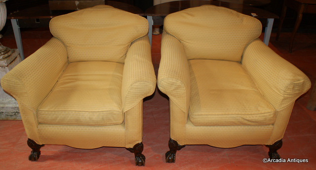 1920's Arm Chairs