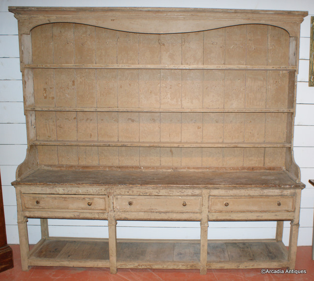 18th C West Country Dresser