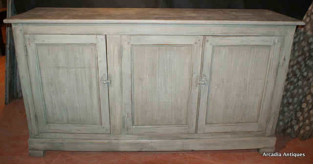 Painted Pine Enfilade