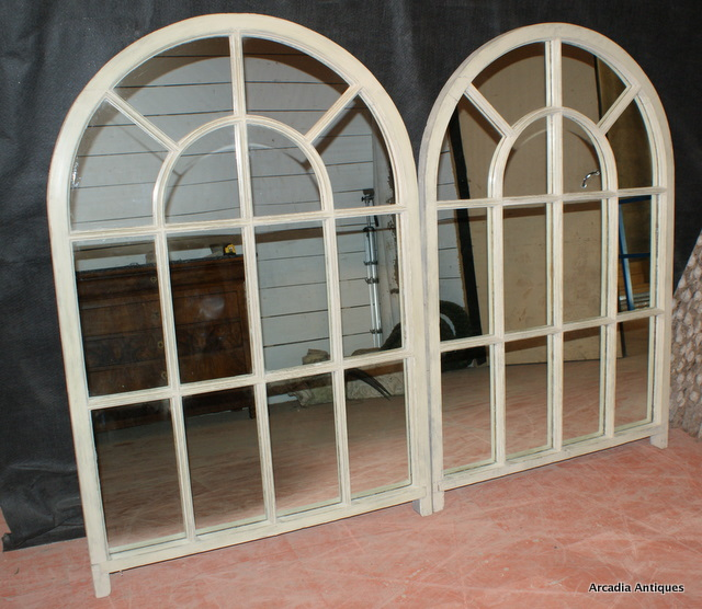 Pair of Window Mirrors