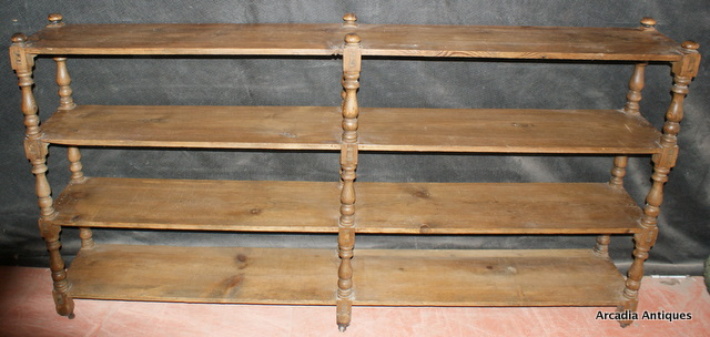 4 Tier Pine Buffet