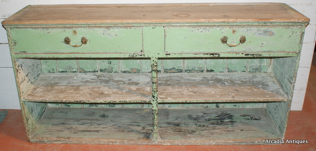 Oringal Painted Dresser Base