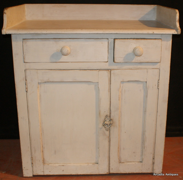 Victorian Scotish Dresser Base