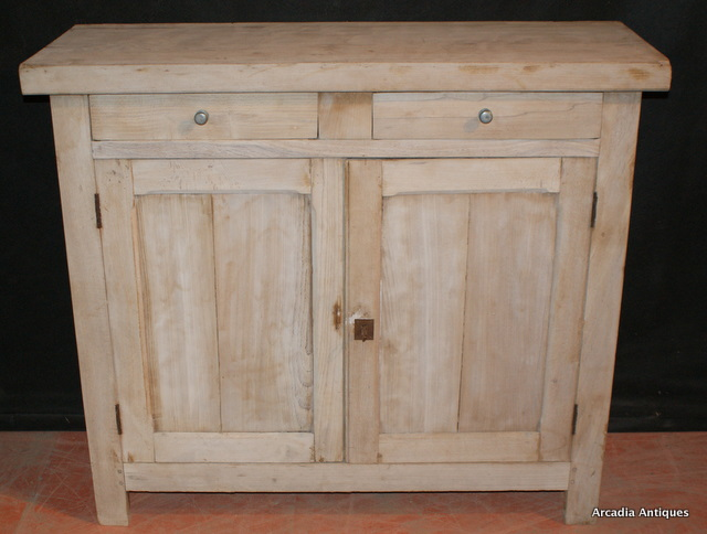 French Bleached Buffet