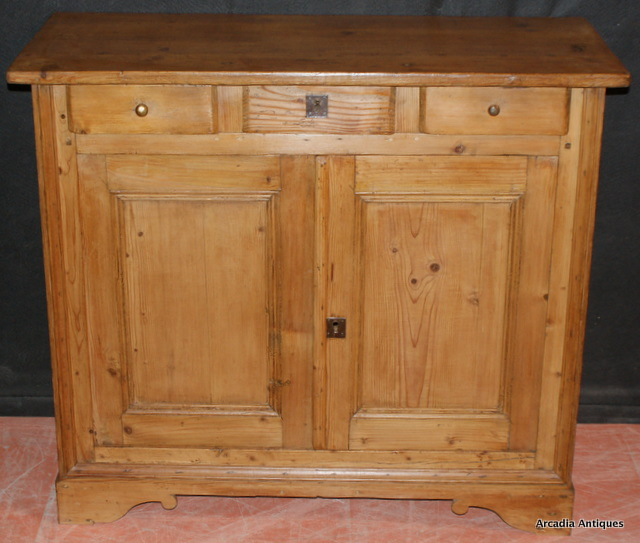 French Pine sideboard