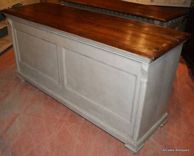 French Counter / Island Unit