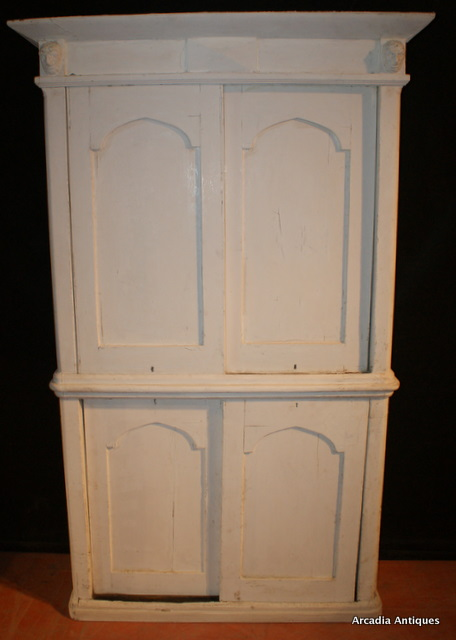 Welsh Painted Cupboard