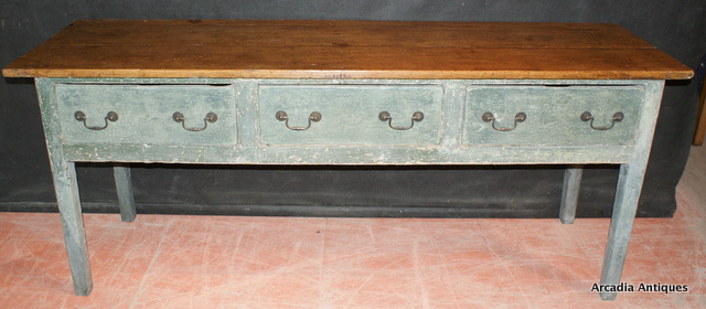 3 Drawer Dresser Base