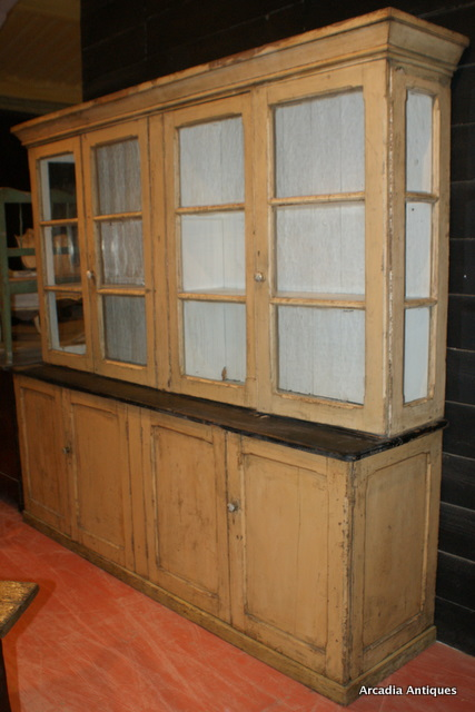 Glazed Display Cabinet / Bookcase
