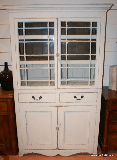 Scottish Glazed Cupboard