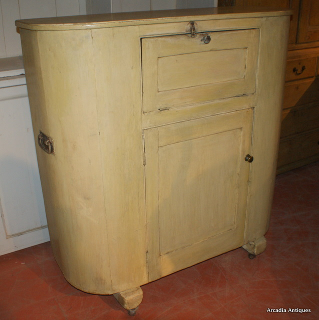 Pine Proving Cupboard