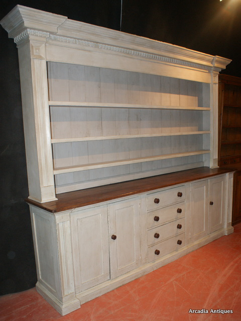 Wonderful Architectural Country House Dresser