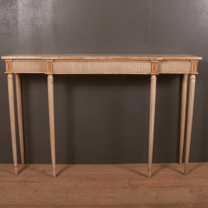 Adams Style Console Table
