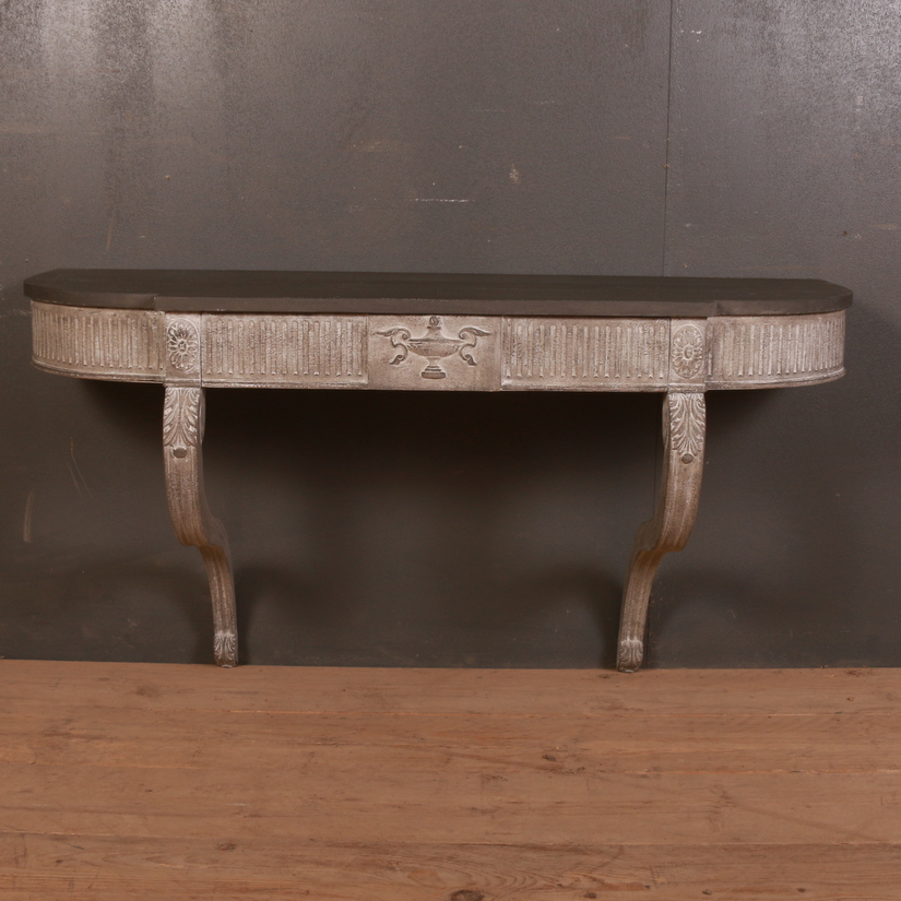 Italian Antique Console Table