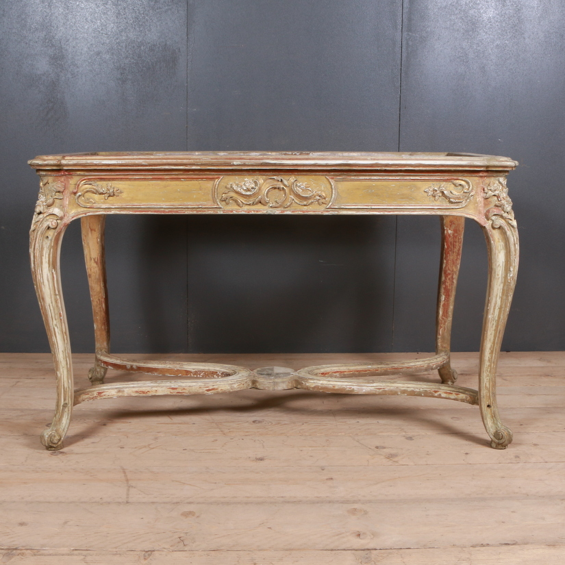 Carved Centre Table