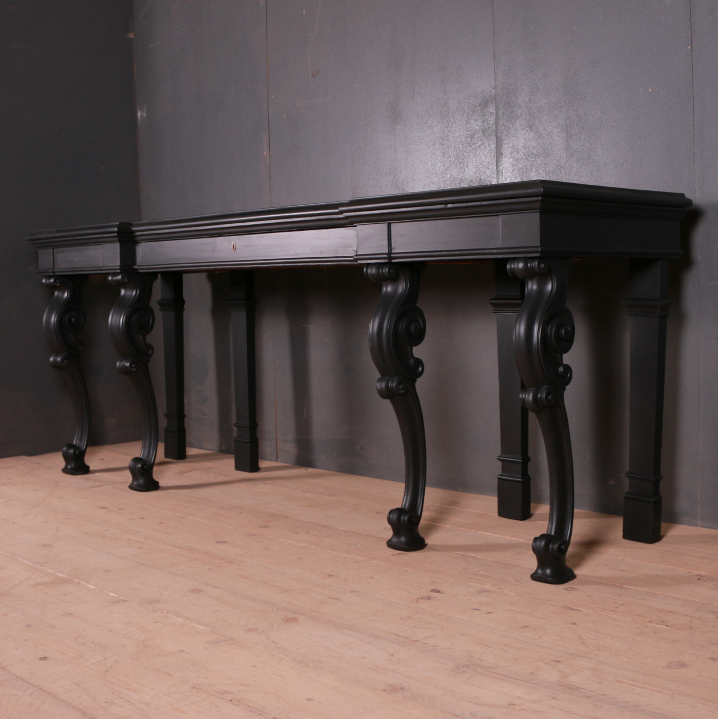 Country House Console Table