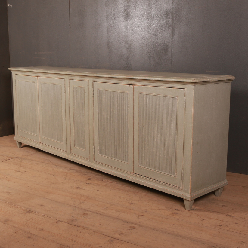 Custom Built Swedish Style Sideboard