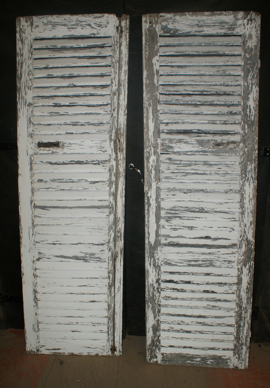 Pair of Shutters