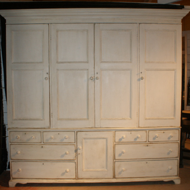 Large Country House Housekeepers Cupboard
