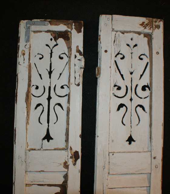 French Window Shutter