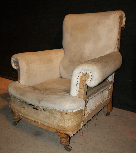 Howard Style Arm Chair