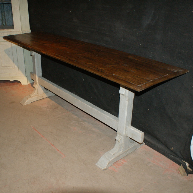 Swedish Style Trestle Table
