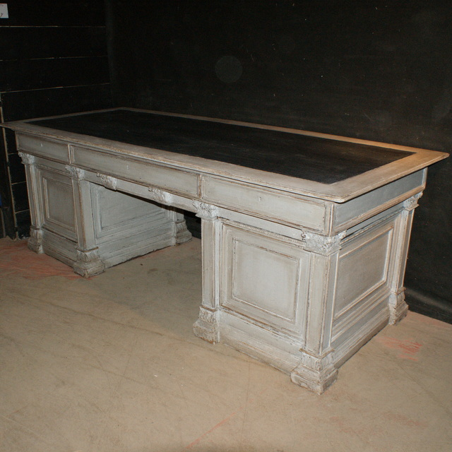 Large Painted Desk
