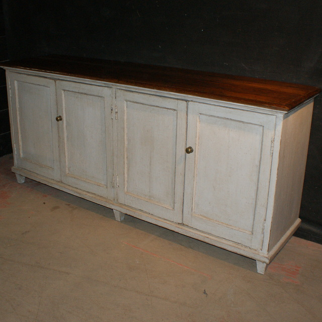 painted enfilade antique buffets enfilades. Black Bedroom Furniture Sets. Home Design Ideas