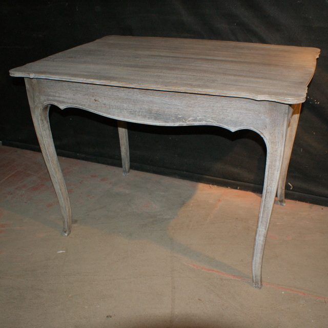 French Bleached Desk