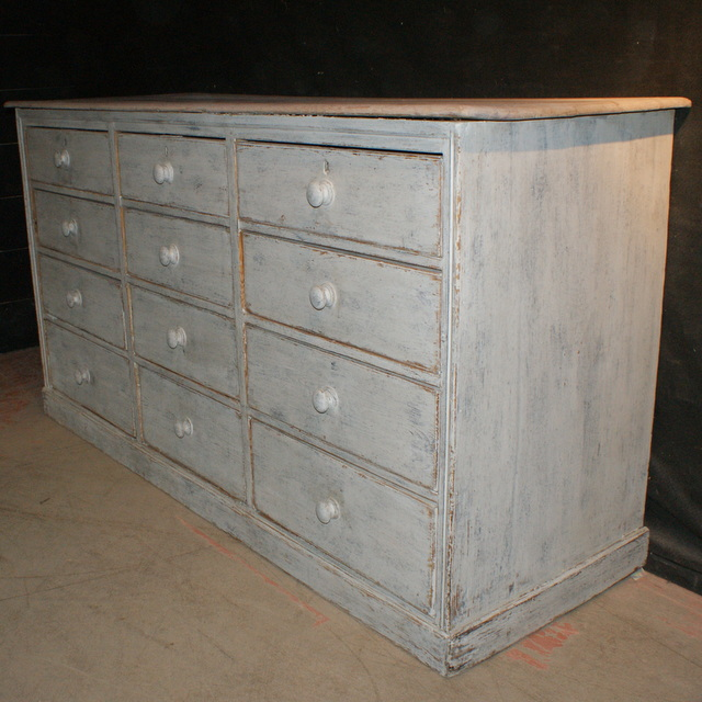 Base of 12 Drawers