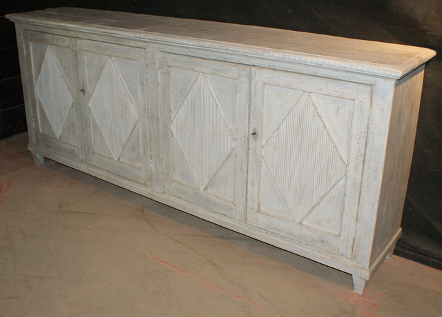 Custom Built Enfilade