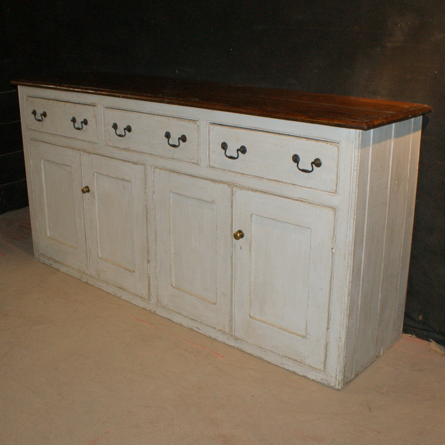 Painted Dresser Base